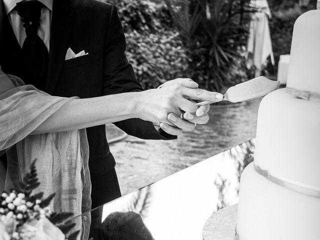 Il matrimonio di Gisberto e Sara a Marino, Roma 34