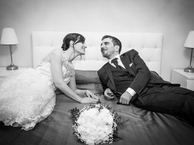 Il matrimonio di Gisberto e Sara a Marino, Roma 36