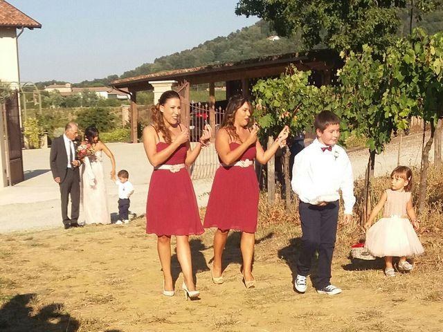 Il matrimonio di Gianluca e Nicoletta a Casteggio, Pavia 15