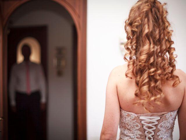 Le nozze di Elisa e Valerio