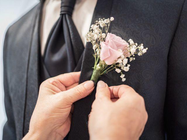 Il matrimonio di Riccardo e Desirè a Campli, Teramo 5