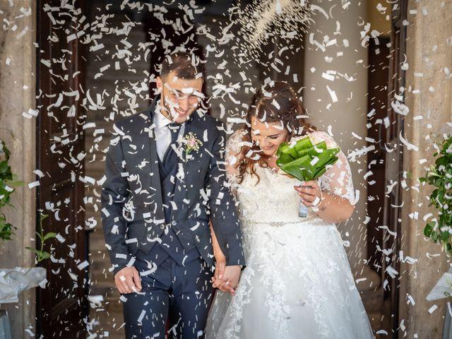 Il matrimonio di Riccardo e Desirè a Campli, Teramo 25