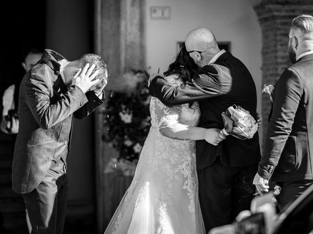 Il matrimonio di Riccardo e Desirè a Campli, Teramo 26
