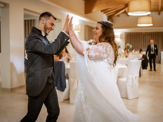 Il matrimonio di Riccardo e Desirè a Campli, Teramo 36