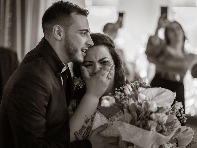 Il matrimonio di Riccardo e Desirè a Campli, Teramo 37
