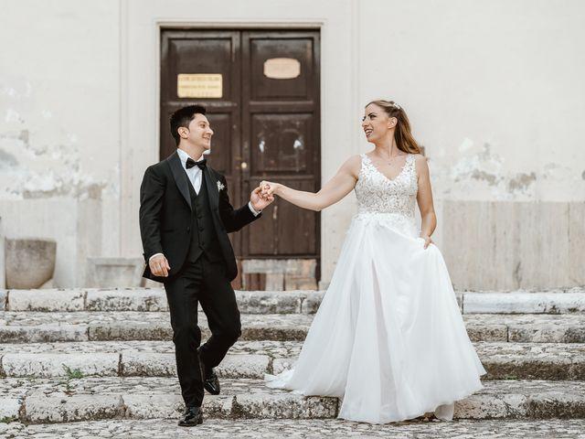 Il matrimonio di Roberta e Alfredo a Aversa, Caserta 51