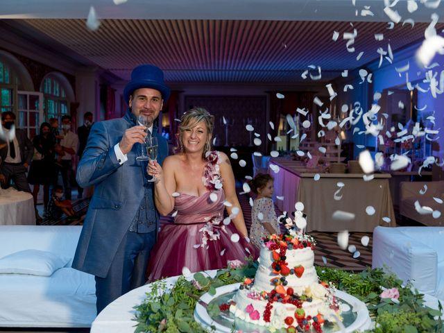 Il matrimonio di Massimiliano e Paola a Ferno, Varese 5