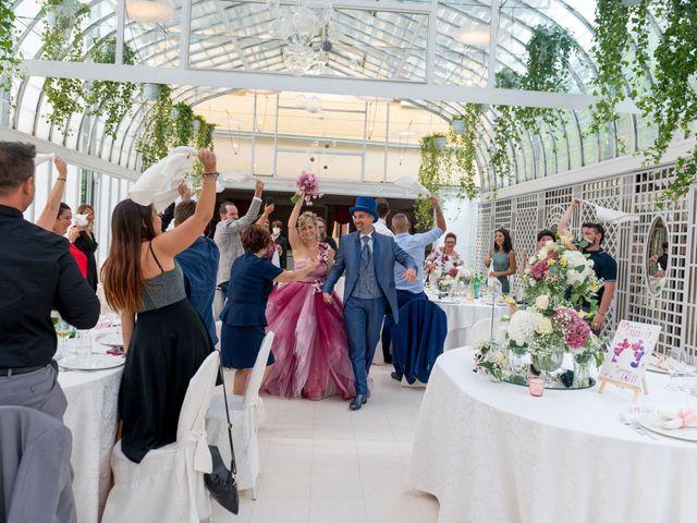 Il matrimonio di Massimiliano e Paola a Ferno, Varese 10