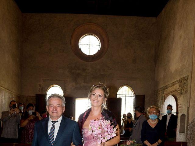 Il matrimonio di Massimiliano e Paola a Ferno, Varese 16