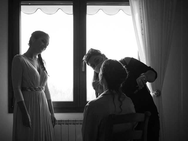 Il matrimonio di Simone e Valentina a Marcon, Venezia 2