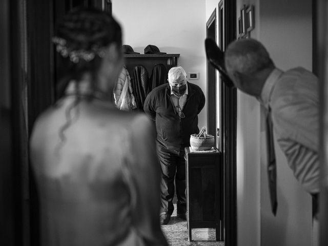 Il matrimonio di Simone e Valentina a Marcon, Venezia 5