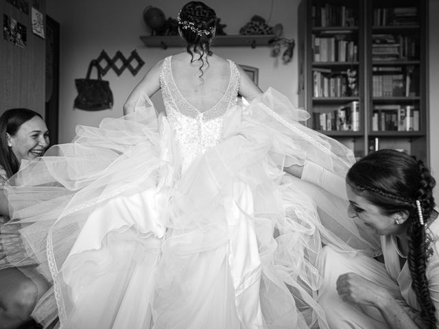 Il matrimonio di Simone e Valentina a Marcon, Venezia 7