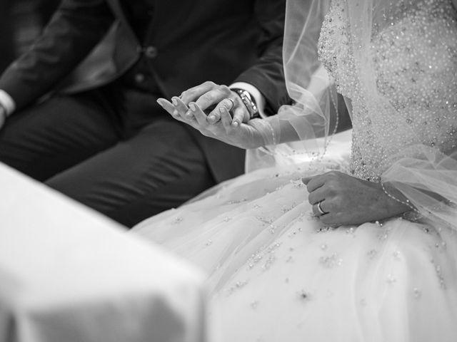 Il matrimonio di Simone e Valentina a Marcon, Venezia 14