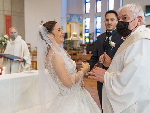 Il matrimonio di Simone e Valentina a Marcon, Venezia 15