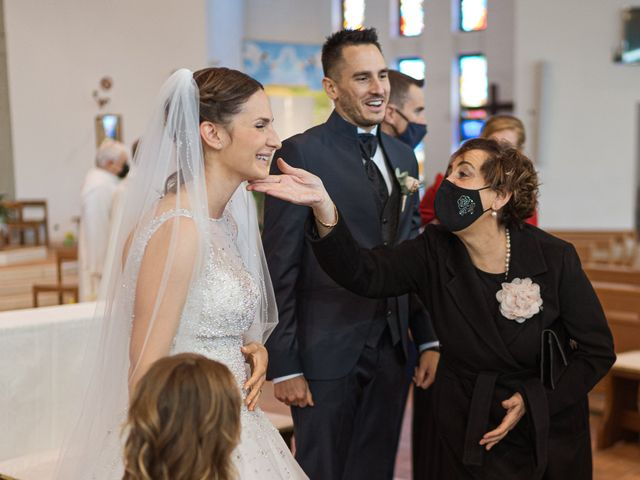 Il matrimonio di Simone e Valentina a Marcon, Venezia 17