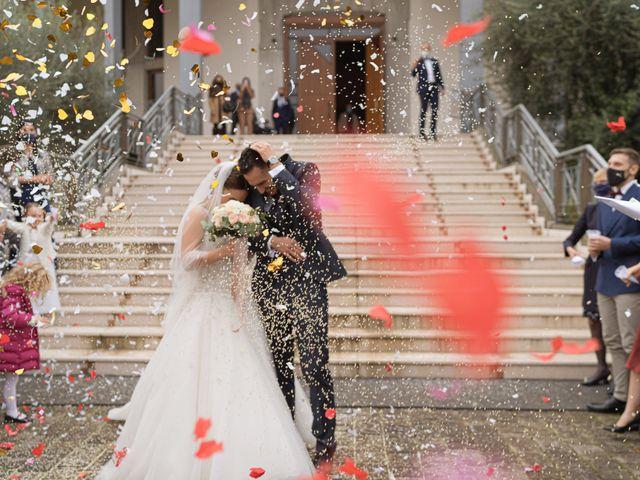 Il matrimonio di Simone e Valentina a Marcon, Venezia 18