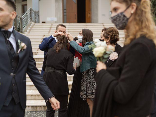 Il matrimonio di Simone e Valentina a Marcon, Venezia 19