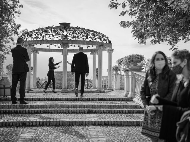 Il matrimonio di Simone e Valentina a Marcon, Venezia 21