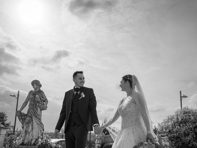 Il matrimonio di Simone e Valentina a Marcon, Venezia 22