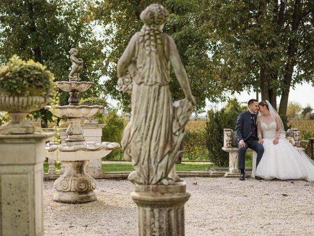 Il matrimonio di Simone e Valentina a Marcon, Venezia 23