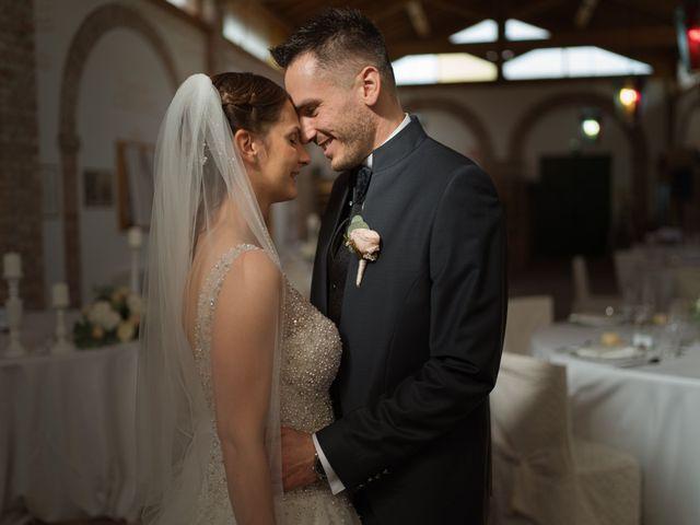 Il matrimonio di Simone e Valentina a Marcon, Venezia 25