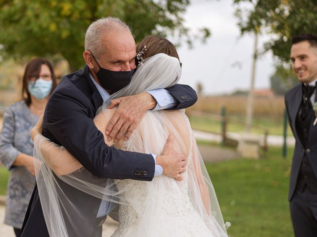 Il matrimonio di Simone e Valentina a Marcon, Venezia 26