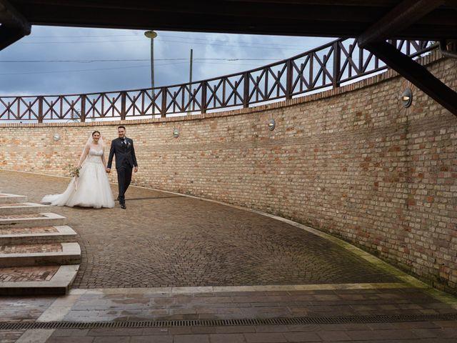 Il matrimonio di Simone e Valentina a Marcon, Venezia 27