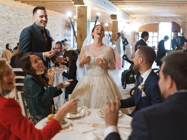 Il matrimonio di Simone e Valentina a Marcon, Venezia 28