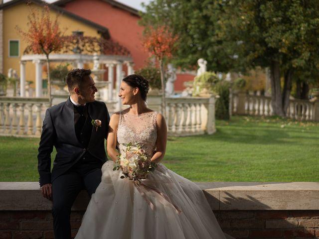 Il matrimonio di Simone e Valentina a Marcon, Venezia 30