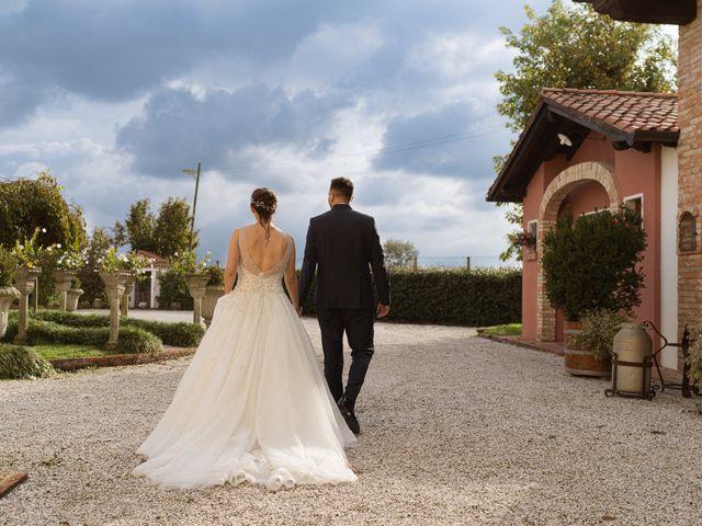 Il matrimonio di Simone e Valentina a Marcon, Venezia 31