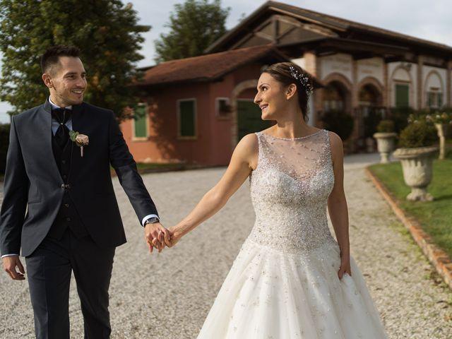 Il matrimonio di Simone e Valentina a Marcon, Venezia 32