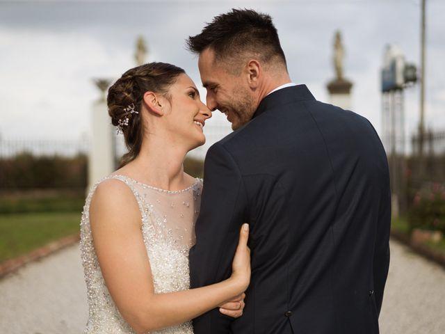 Il matrimonio di Simone e Valentina a Marcon, Venezia 33