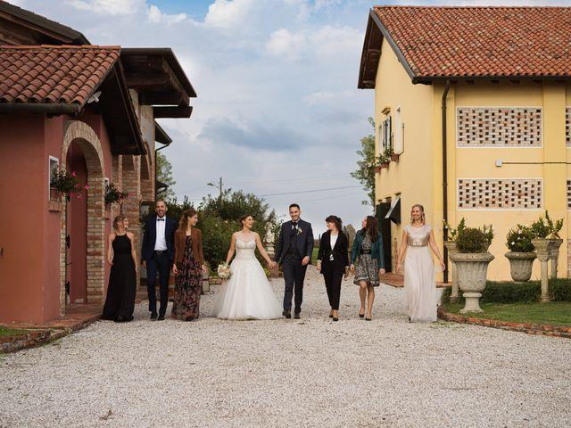 Il matrimonio di Simone e Valentina a Marcon, Venezia 35