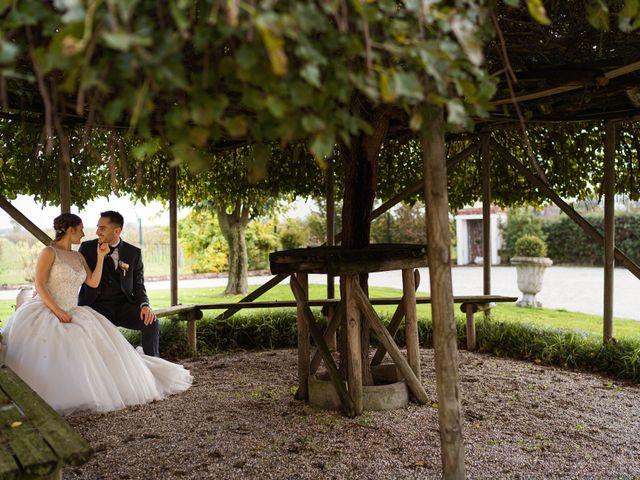 Il matrimonio di Simone e Valentina a Marcon, Venezia 36