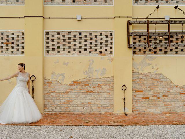 Il matrimonio di Simone e Valentina a Marcon, Venezia 37