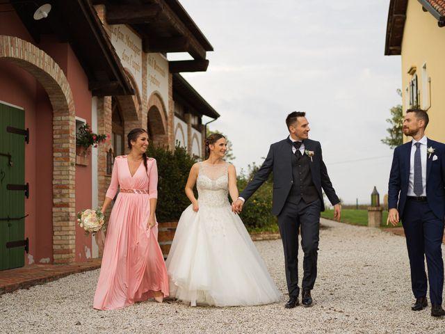 Il matrimonio di Simone e Valentina a Marcon, Venezia 38