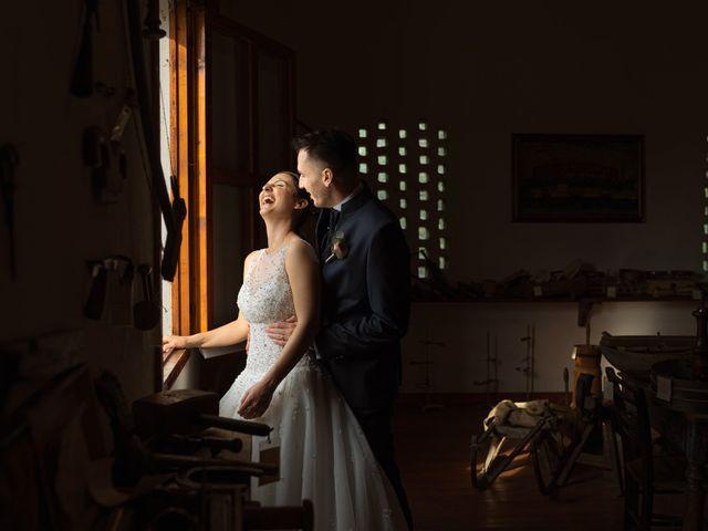 Il matrimonio di Simone e Valentina a Marcon, Venezia 39