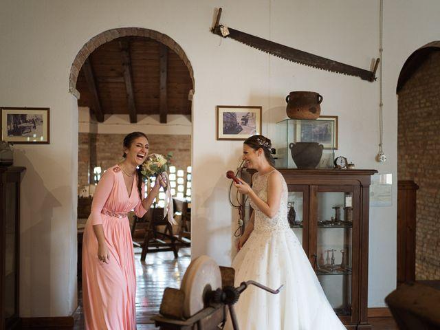 Il matrimonio di Simone e Valentina a Marcon, Venezia 40