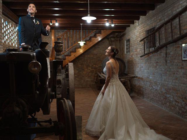 Il matrimonio di Simone e Valentina a Marcon, Venezia 42