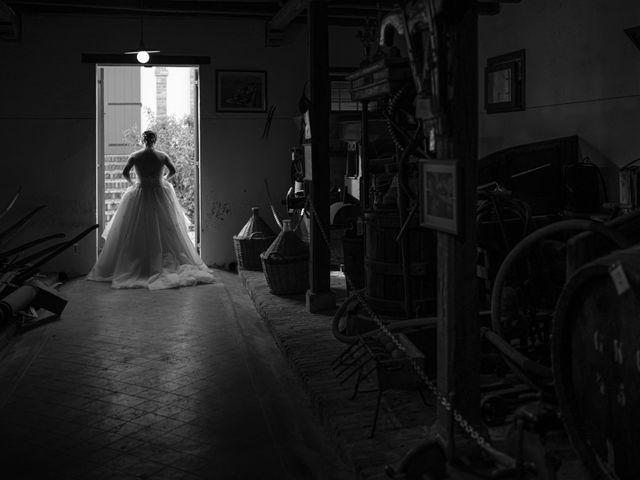 Il matrimonio di Simone e Valentina a Marcon, Venezia 43
