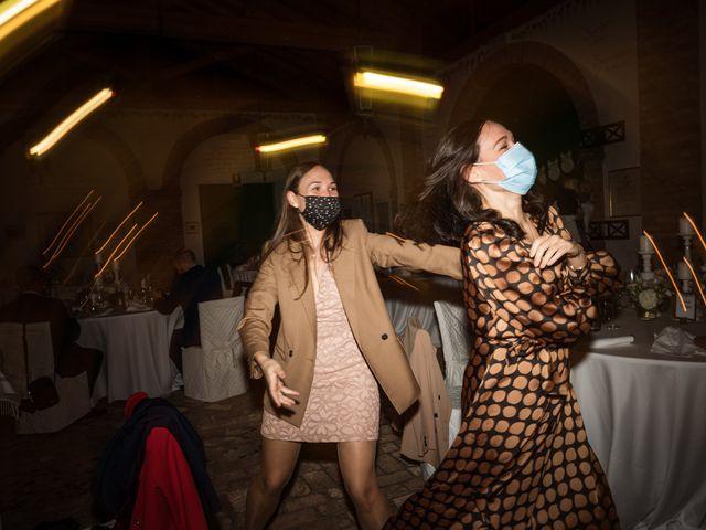 Il matrimonio di Simone e Valentina a Marcon, Venezia 49
