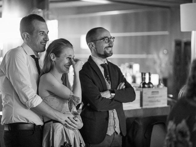 Il matrimonio di Simone e Valentina a Marcon, Venezia 55