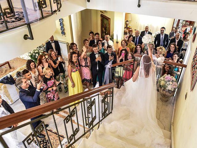 Il matrimonio di Marzia e Angelo a Acireale, Catania 11