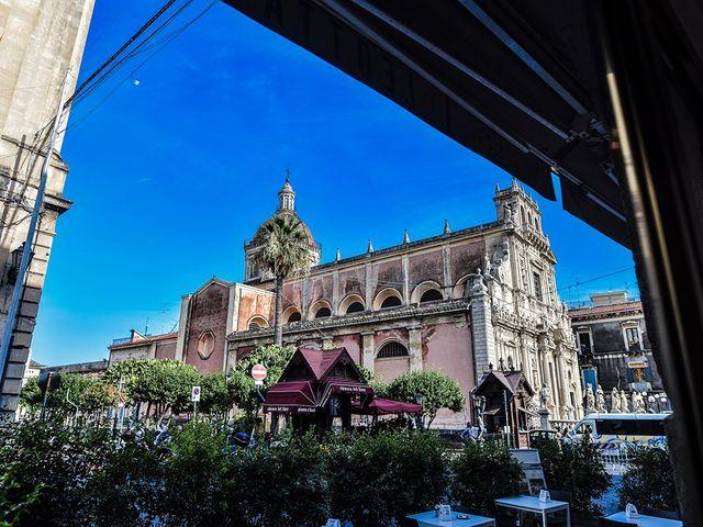 Il matrimonio di Marzia e Angelo a Acireale, Catania 12