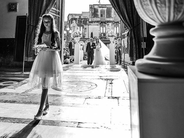 Il matrimonio di Marzia e Angelo a Acireale, Catania 14