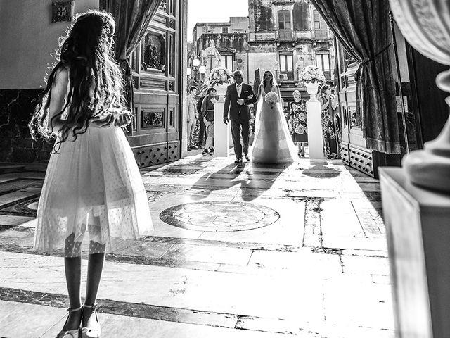 Il matrimonio di Marzia e Angelo a Acireale, Catania 15