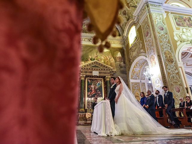 Il matrimonio di Marzia e Angelo a Acireale, Catania 16