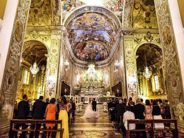 Il matrimonio di Marzia e Angelo a Acireale, Catania 17