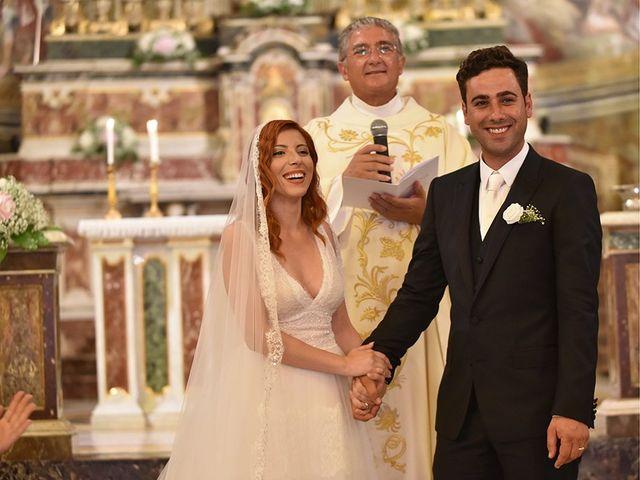 Il matrimonio di Marzia e Angelo a Acireale, Catania 19