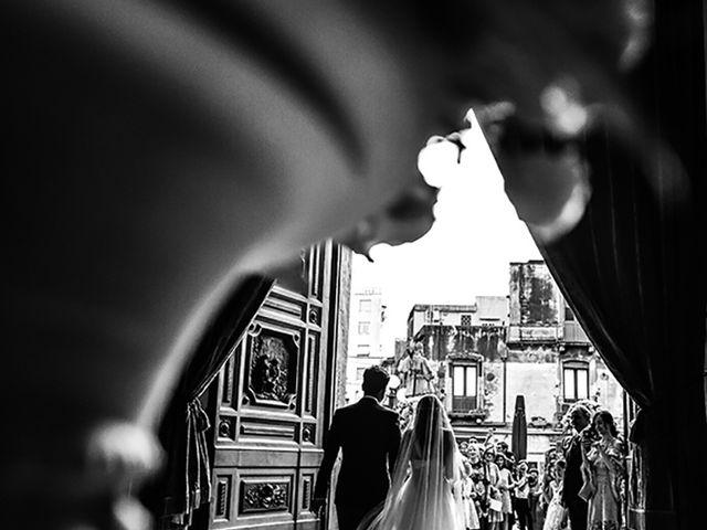 Il matrimonio di Marzia e Angelo a Acireale, Catania 27